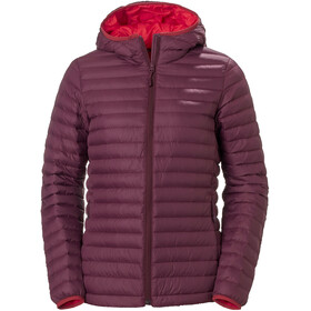 Helly Hansen Sirdal Hooded Insulator Jacket Women, wild rose